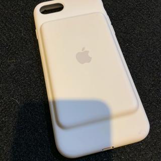 Apple - モバイルバッテリーケース アップル