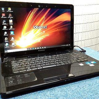 Lenovo - Ideapad Y560 Core i7  Radeon 新SSD ゲーミング