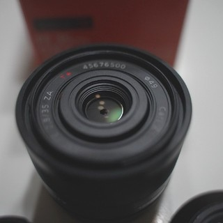 SONY - SEL35F28Z   Sonnar T* FE 35mm F2.8 ZA