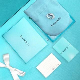 ティファニー(Tiffany & Co.)の未使用 ティファニー シグネチャークロスリング8号(リング(指輪))