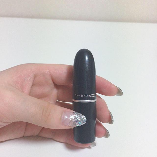 MAC(マック)のMAC リップ スティック パラマウント コスメ/美容のベースメイク/化粧品(口紅)の商品写真