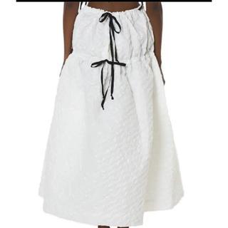 ドゥロワー(Drawer)のCecilie bahnsen スカート ワンピース(ロングスカート)