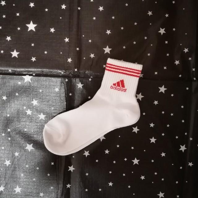 adidas(アディダス)の新品!アディダス★ソックス★3足セット レディースのレッグウェア(ソックス)の商品写真