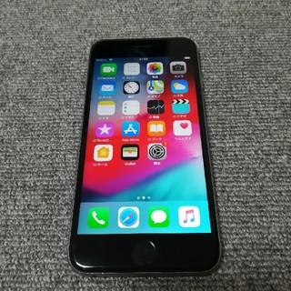 アイフォーン(iPhone)のiPhone6s 64GB スペースグレイSoftBank(スマートフォン本体)