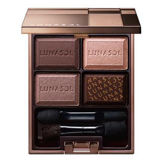 LUNASOL - 【 新品未開封 】03 Chocolat Raisin ルナソル ショコラアイズ