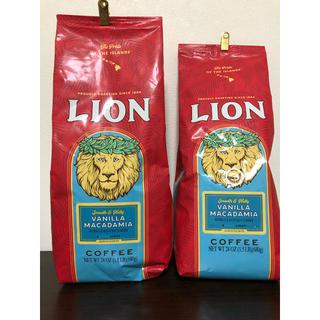 ライオン(LION)のライオンコーヒー 680g 二個セット(コーヒー)
