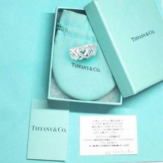 ティファニー(Tiffany & Co.)の未使用 ティファニー パロマピカソトリプルラビングハートリング11号(リング(指輪))