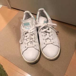 アディダス(adidas)のスタンスミス23センチ(スニーカー)