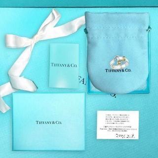 ティファニー(Tiffany & Co.)の未使用 ティファニー  フック&アイ リング12号(リング(指輪))