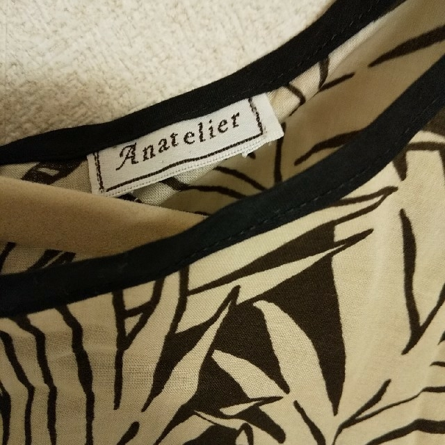 anatelier(アナトリエ)のアナトリエ ワンピース レディースのワンピース(ひざ丈ワンピース)の商品写真