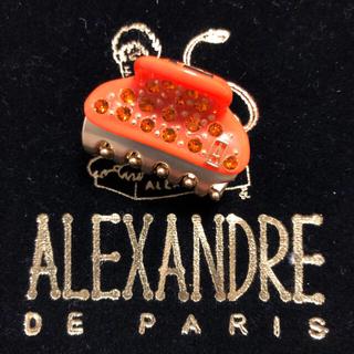 アレクサンドルドゥパリ(Alexandre de Paris)のPeachさま専用 新品 アレクサンドルドゥパリ&テレホンカード(バレッタ/ヘアクリップ)