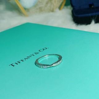 ティファニー(Tiffany & Co.)のTiffany & Co 指輪 (リング(指輪))