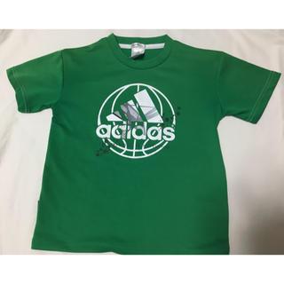 アディダス(adidas)のadidas アディダスTシャツ キッズサイズ130センチ(ウェア)