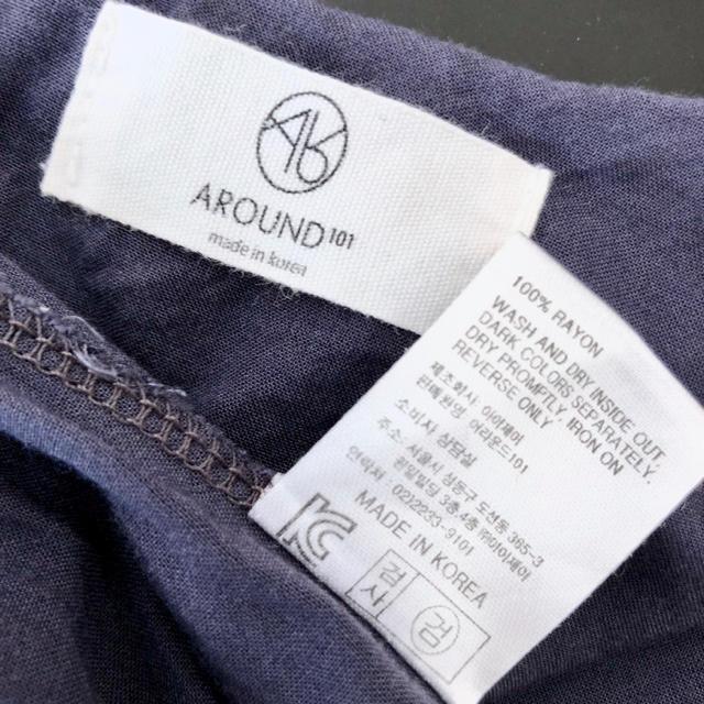 再値下げ♪AROUND101⭐️オールインワン レディースのパンツ(オールインワン)の商品写真
