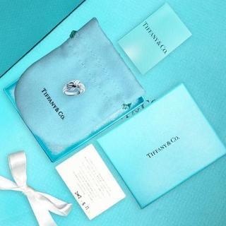 ティファニー(Tiffany & Co.)の未使用 ティファニー シグネチャークロスリング7号(リング(指輪))