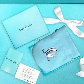 ティファニー(Tiffany & Co.)の未使用 ティファニー ラインリング10号(リング(指輪))