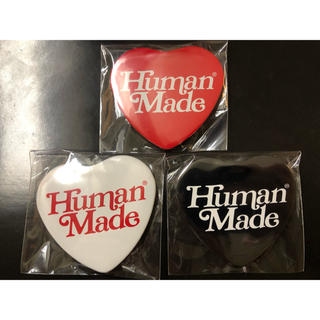 Supreme - human made girl's don't cry badge 缶バッジ