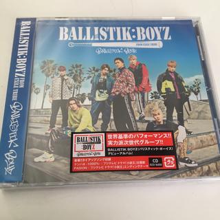 EXILE TRIBE - BALLISTIK BOYS デビューCD