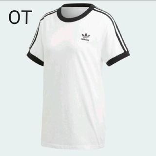 adidas - adidas originals Tシャツ 3stripe