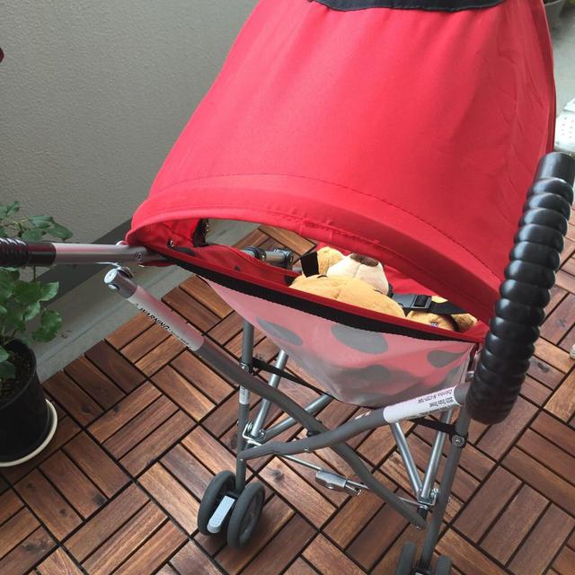 アンブレラストローラー キッズ/ベビー/マタニティの外出/移動用品(簡易バギー)の商品写真