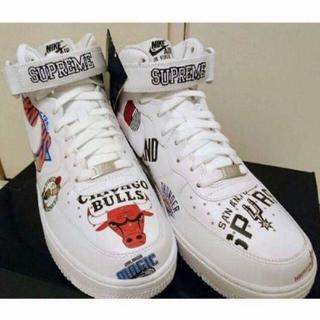 Supreme - Supreme Nike NBA Teams Air Force 1 Mid