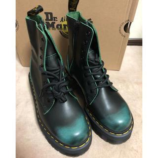ドクターマーチン(Dr.Martens)のDr.Martens JADON 8ホール 限定色 厚底 UK4(ブーツ)