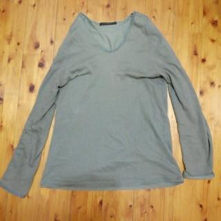 ルイヴィトン(LOUIS VUITTON)のルイヴィトンのロングスリーブカットソー(Tシャツ/カットソー(七分/長袖))