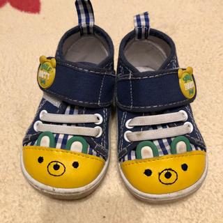 ニシマツヤ(西松屋)の子ども用 靴(スニーカー)