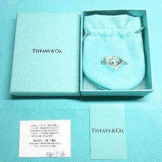 ティファニー(Tiffany & Co.)の未使用 ティファニー ラビングハートリング9号(リング(指輪))