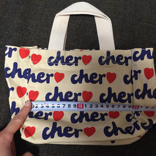 Cher - cherトートバック