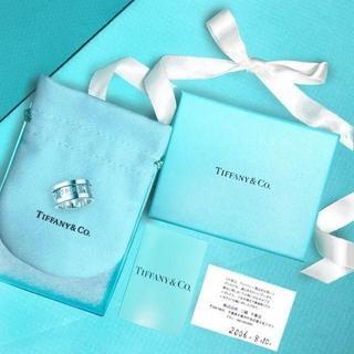 ティファニー(Tiffany & Co.)の未使用 ティファニー 1837 エレメントリング10号(リング(指輪))