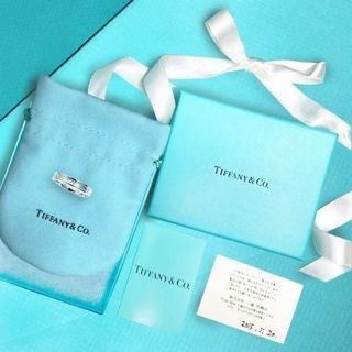 ティファニー(Tiffany & Co.)の未使用 ティファニー 1837ナローリング12号(リング(指輪))