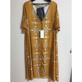 セシルマクビー(CECIL McBEE)のブラウス羽織り(シャツ/ブラウス(半袖/袖なし))