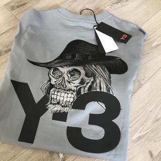 ヨウジヤマモト(Yohji Yamamoto)のY-3 adidas YOHJI YAMAMOTO Tシャツ 新品☆正規品(Tシャツ/カットソー(半袖/袖なし))
