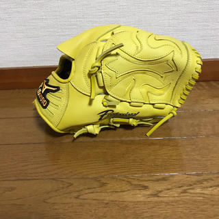 MIZUNO - ミズノ 軟式投手用グローブ