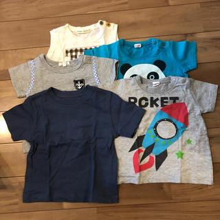 セラフ(Seraph)のTシャツ5枚セット★80cm 男の子(Tシャツ)