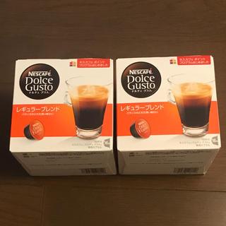 ネスレ(Nestle)のネスカフェ ドルチェグスト レギュラーブレンド(コーヒー)