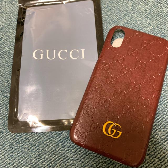 ルイヴィトン iphonexr カバー 革製 / IPhone xr スマホケース 携帯ケース ワインレッド の通販 by Krystal's shop|ラクマ