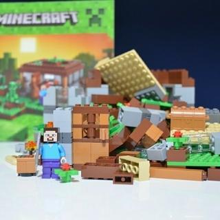 Lego - LEGO マインクラフト 1.3kgパーツ沢山!