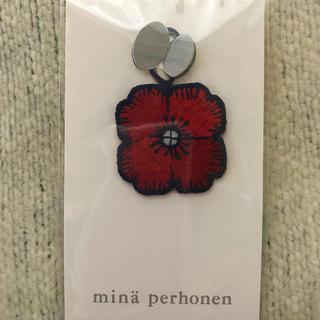 ミナペルホネン(mina perhonen)のミナペルホネン ノベルティ チャーム anemone(ノベルティグッズ)