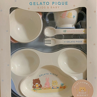 gelato pique - ジェラートピケ 食器