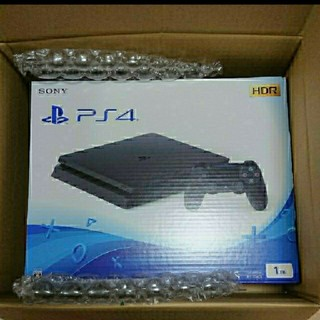 PlayStation4 - PlayStation(R)4 ジェット・ブラック 1TB