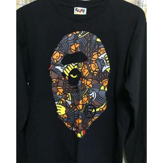 A BATHING APE - APETシャツ(長袖)
