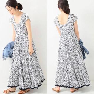IENA - MARIHA*新品タグ付き草原の虹ドレス