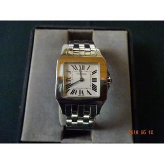 カルティエ(Cartier)のカルティエ時計 サントスドゥモワゼル(腕時計)