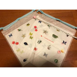 ジャル(ニホンコウクウ)(JAL(日本航空))のJAL ビニール袋 2枚(ショップ袋)