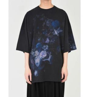 LAD MUSICIAN - LAD MUSICIAN 花柄Tシャツ