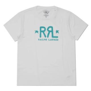 ロンハーマン(Ron Herman)の【新品未使用 L】ロンハーマン別注 RRLロゴTシャツ(Tシャツ/カットソー(半袖/袖なし))