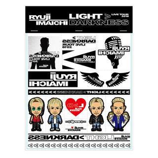 サンダイメジェイソウルブラザーズ(三代目 J Soul Brothers)のLIGHT>DARKNESS タトゥーシール(アイドルグッズ)