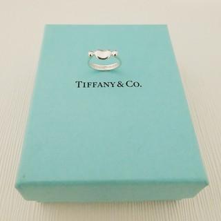 ティファニー(Tiffany & Co.)のTiffany ティファニー エルサペレッティ ビーンズ リング(リング(指輪))